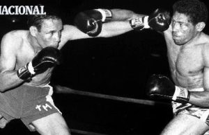 Alfredo Marcano was the third Venezuelan World Champion of the WBA. Photo: El Nacional