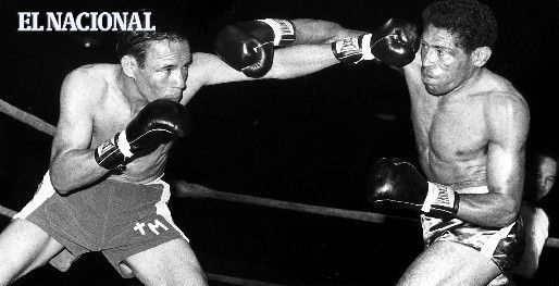 Alfredo Marcano was the third Venezuelan World Champion of the WBA. Photo: El Nacional