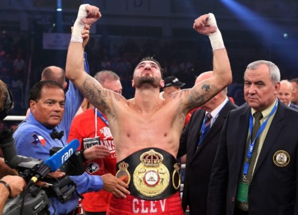 WBA orders Cleverly vs. Bivol