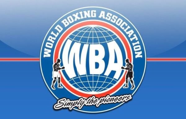 The WBA announces ranking for January