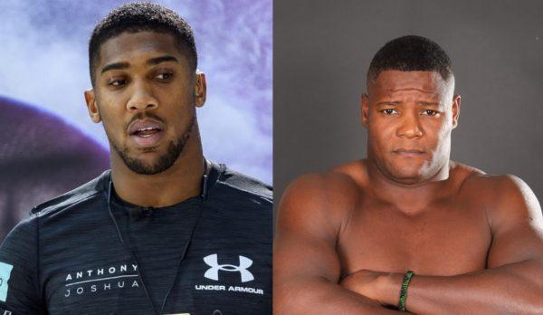 WBA orders Joshua-Ortiz