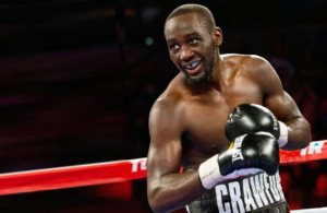 Terence Crawford WBA/WBC/WBO Super Lightweight Unified Champion