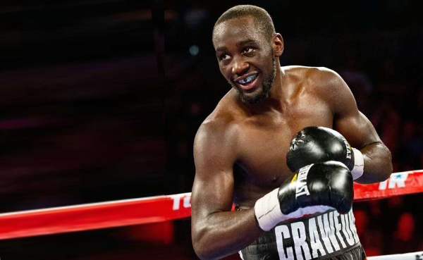 Terence Crawford - Boxer of the Month August 2017
