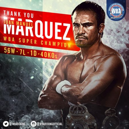 Juan Manuel Marquez: Another great that retires