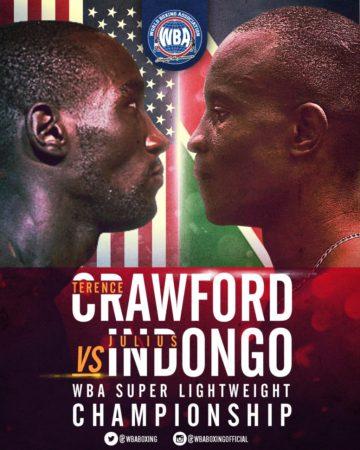 Indongo y Crawford en duelo de invictos este sábado.