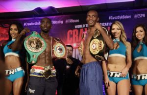Indongo and Crawford ready and on weight in Nebraska.