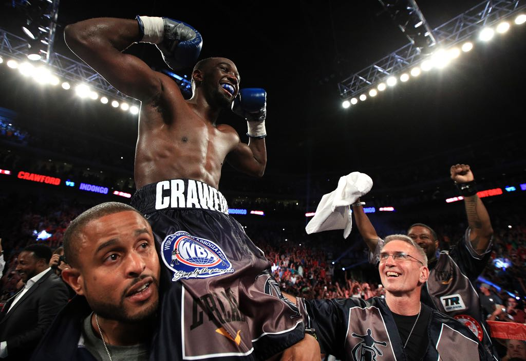 Terence Crawford elevated to WBA Super Champion