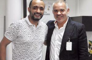 Gilberto Jesús Mendoza y Giovanny Ruíz.