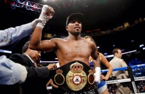 Badou Jack Dethroned Nathan Cleverly in Las Vegas.
