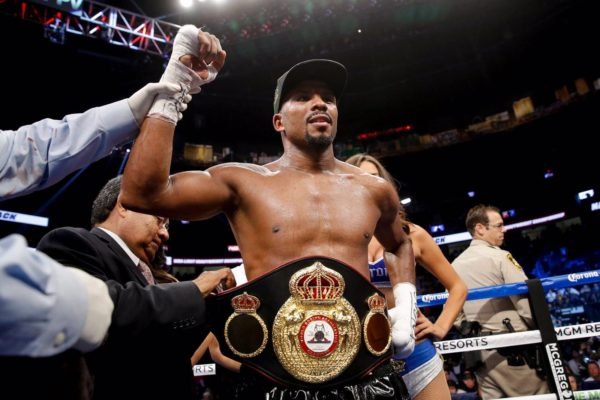 Badou Jack Dethroned Nathan Cleverly in Las Vegas