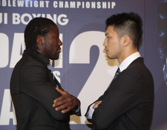 N'dam v. Murata rematch will be on October 22 in Japan