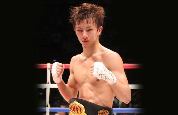 Ryoichi Taguchi - Boxer of the Month July 2017