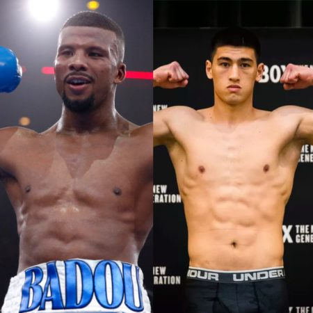 Jack and Bivol to purse bids.