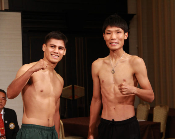Kubo and Roman make weight