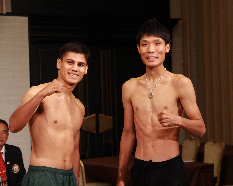 Kubo and Roman make weight