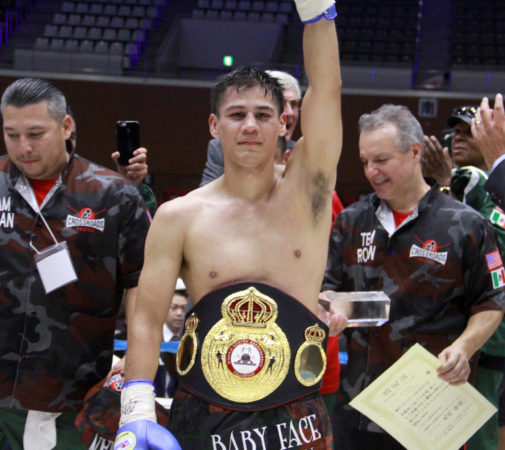 Danny Roman: I want to be the best Super Bantamweight of the world.