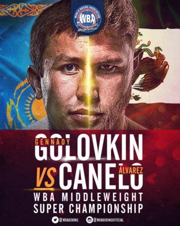 Golovkin y Canelo hicieron su llegada oficial a Las Vegas.