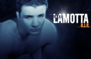 "Farewell to the ""Raging Bull"" Jake LaMotta."