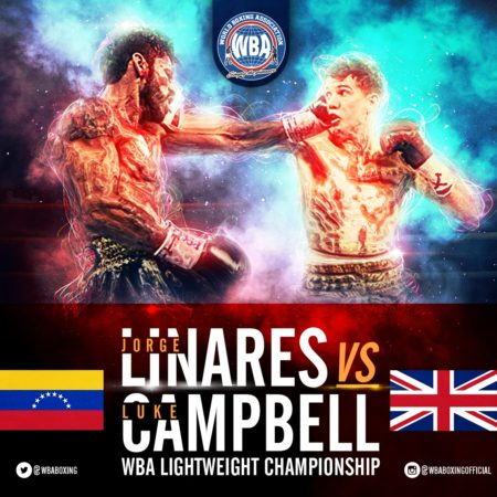 Linares and Campbell made weight in Inglewood.