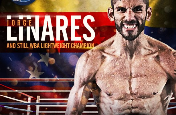 Linares retained his WBA belt in Inglewood