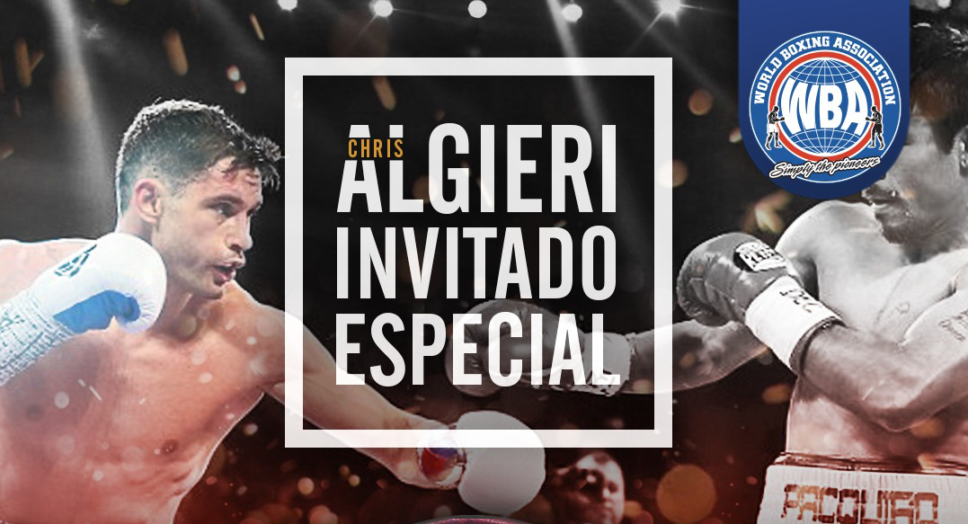 Chris Algieri will be in the WBA 96th Convention