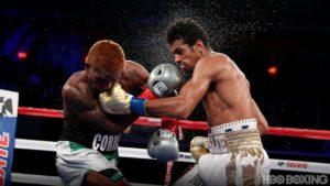 Machado stops Corrales to take the WBA title