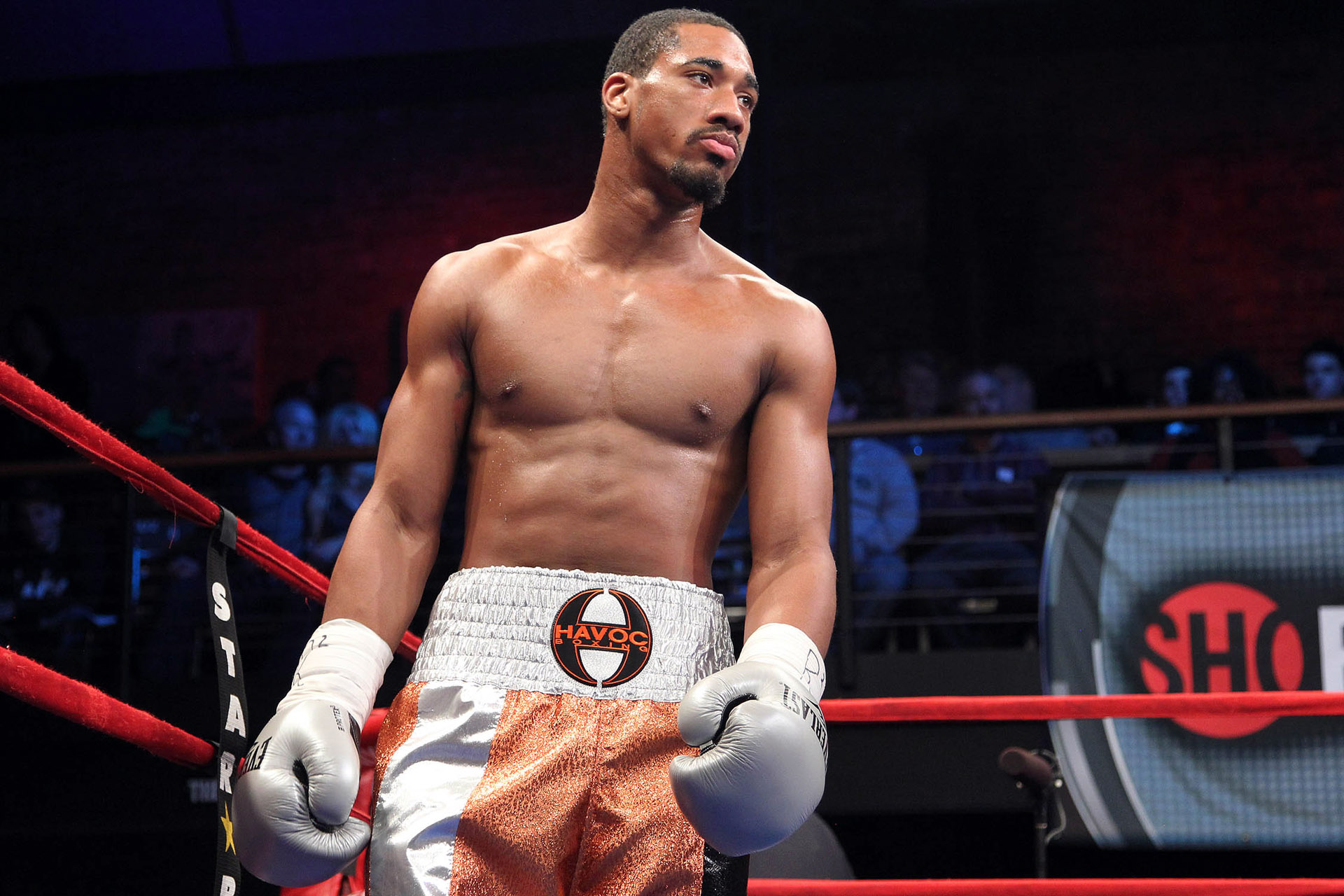 WBA Super Welterweight title is vacant