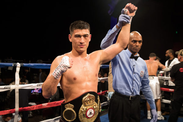 Bivol Retains Title by First Round Knockout.