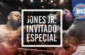 Roy Jones jr. will be in the WBA 96th Convention