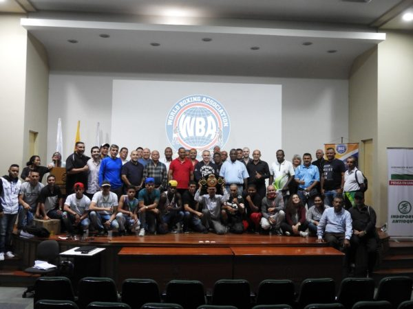 First WBA Judges and Referees Course was completed successfully