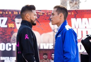 Final Press Conference for Leo Santa Cruz and Abner Mares
