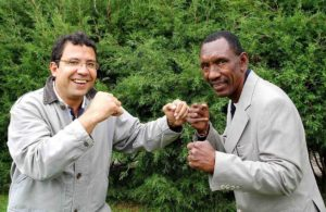 Salcedo Ramos Will Lead The WBA Journalists Forum. Photo Facebook Alberto Salcedo Ramos