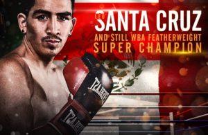 Santa Cruz y Mares defendieron sus títulos AMB en Carson.