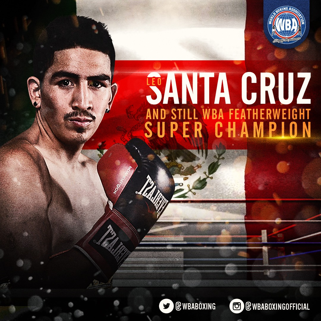 Santa Cruz and Rivera are ready for war in Los Angeles