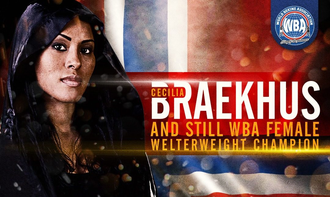 Braekhus stops Lauren to retain WBA title