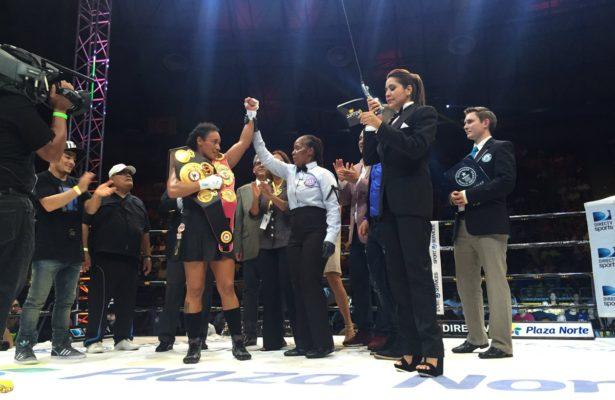 Hanna Gabriels retiene título en Costa Rica.