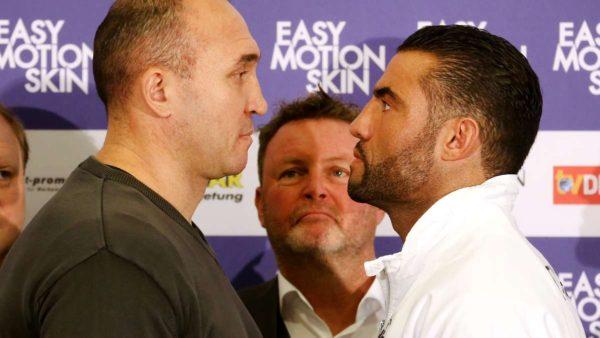WBA grants special permission for Ustinov Vs Charr