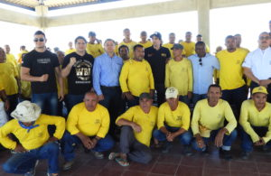 The WBA makes a visit to a prison in El Salvador.