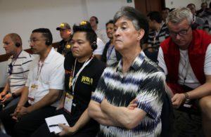 WBA Judges and Referees Seminar.