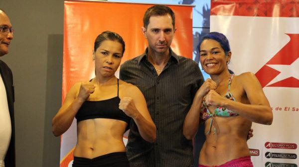 Sánchez y Palmera en peso para el KO a las Drogas de El Salvador.