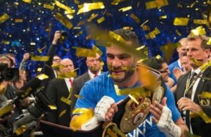 WBA orders negotiations between Charr and Oquendo.