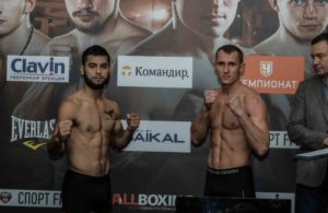 Troyanovski and Portillo will have a WBA Elimination bout at 140 pounds this Monday.