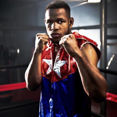 Sullivan Barrera is the mandatory rival of the Light Heavyweights