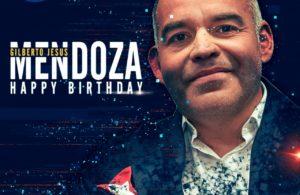 ¡Feliz cumpleaños, Gilberto Jesús Mendoza!