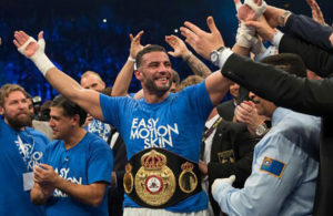Manuel Charr WBA Heavyweight World Champion