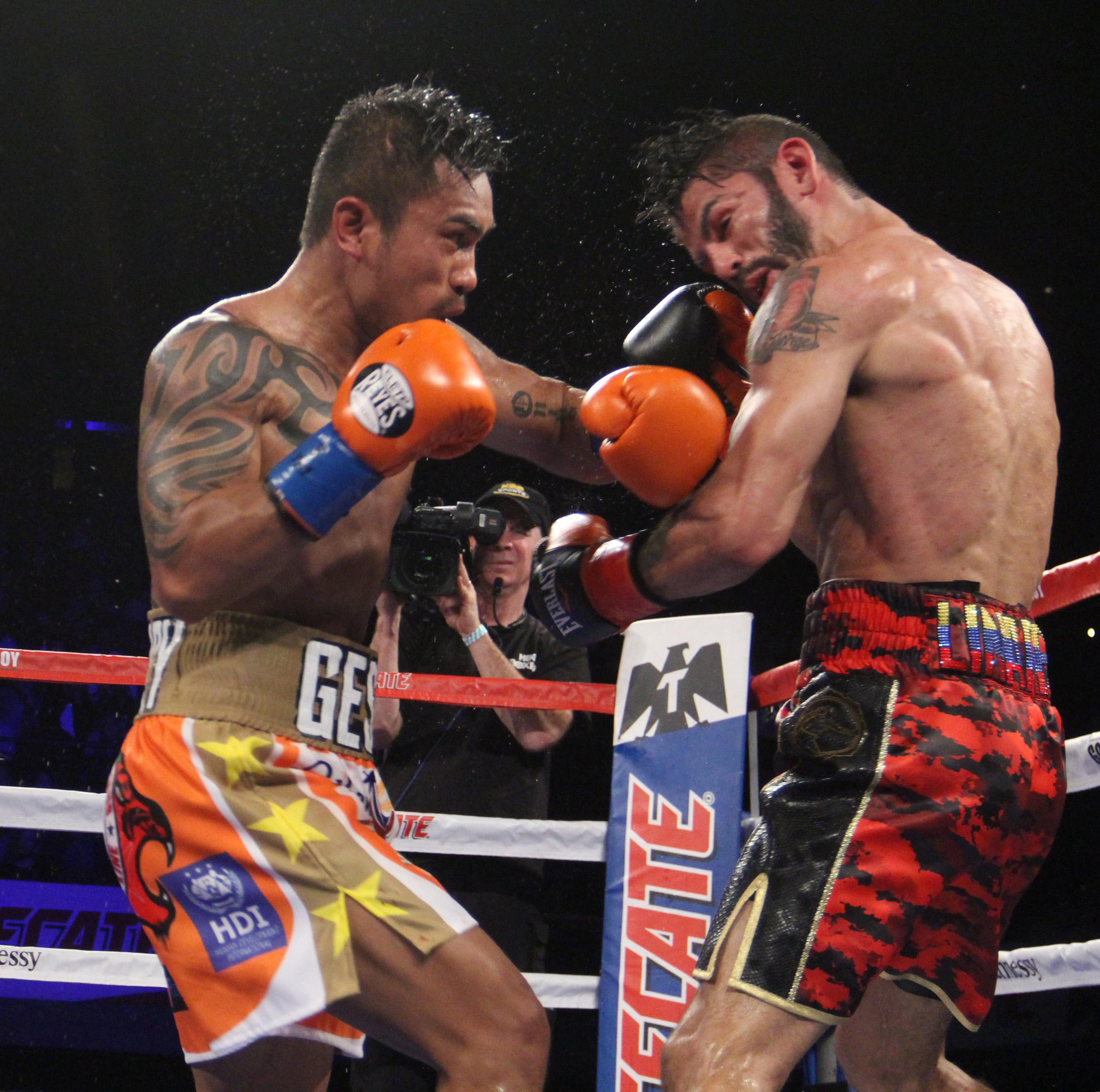Linares Retains WBA Crown