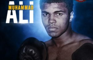 Let's remember Muhammad Ali.