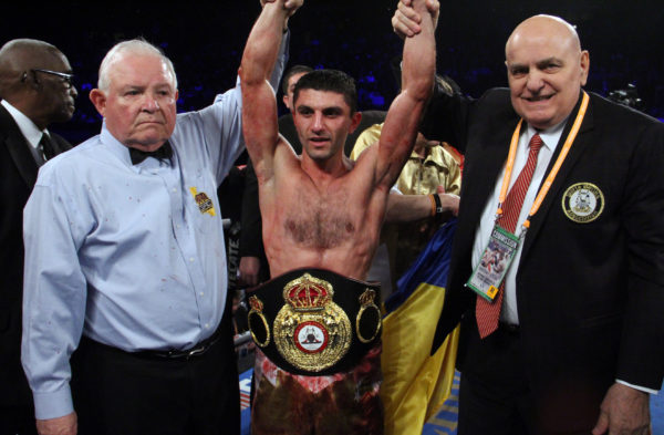 WBA orders fight between Dalakian and Thaiyen.