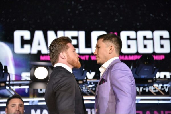Things are heating up for the Canelo Vs. Golovkin 2 on May 5th
