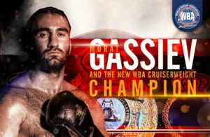Murat Gassiev – WBA Honorable Mention February 2018